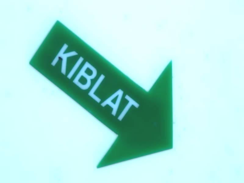 kiblat