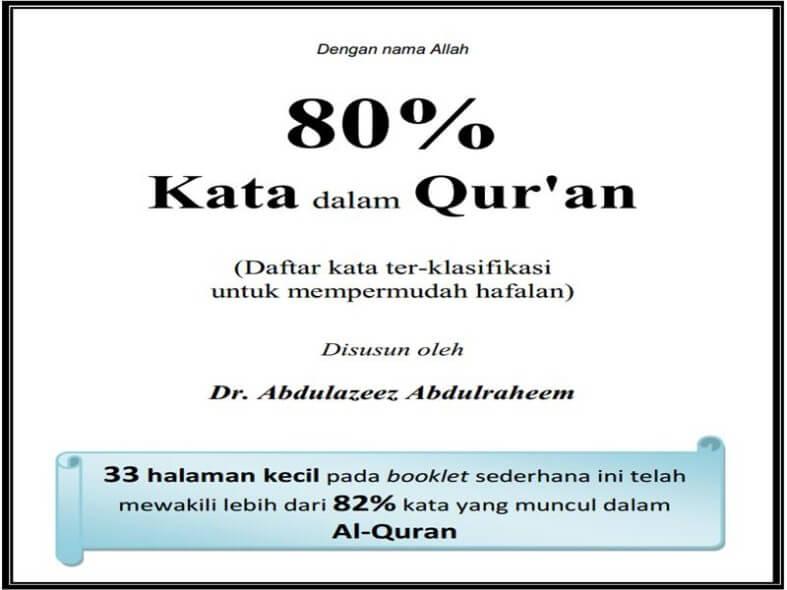 80%QuranWords