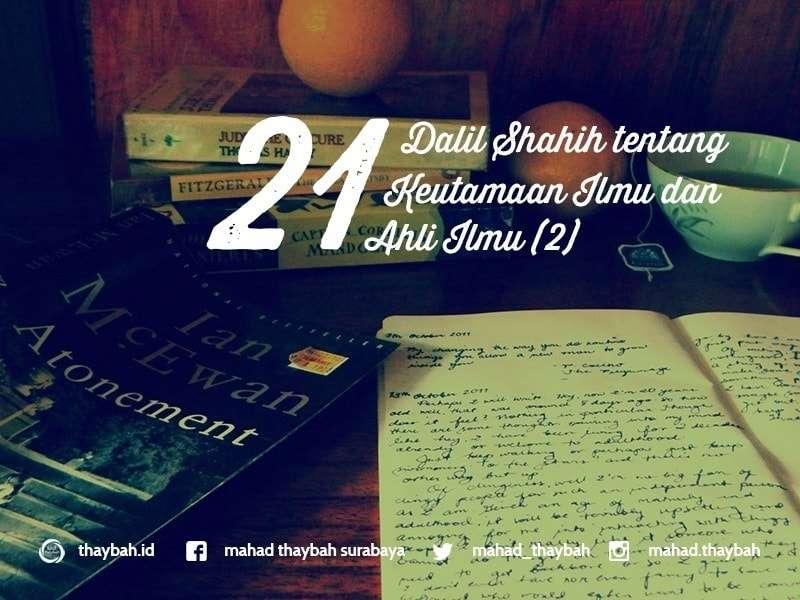 21 dalil 2