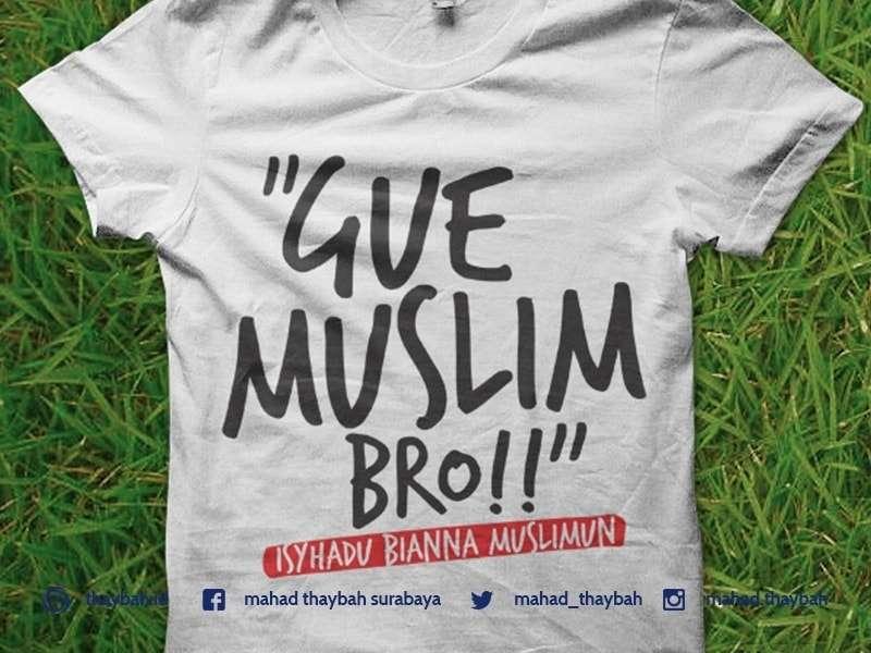 gue muslim