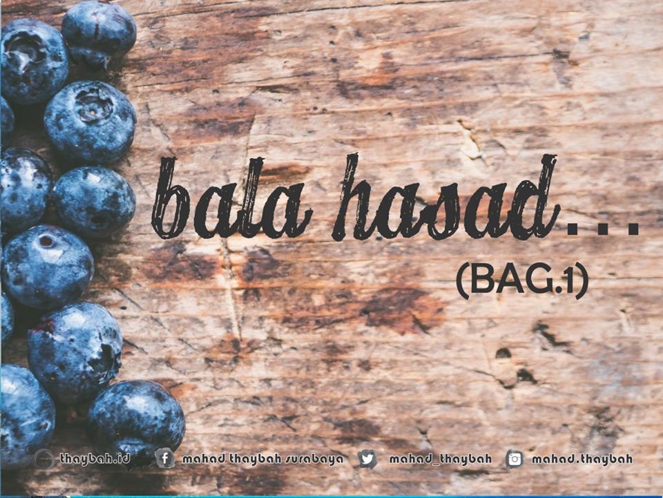 Bala Hasad (Bag.1)