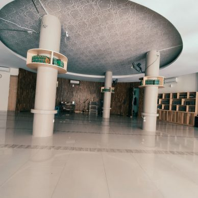 Masjid yang Luas
