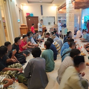 Ramadhan di Thaybah